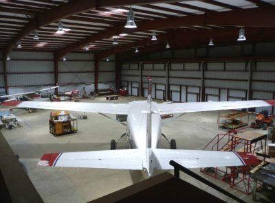MAF Hangar, Uganda