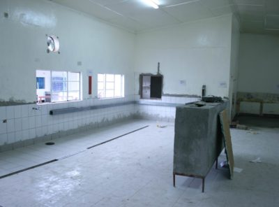 School Kitchens, Chengelo, Zambia