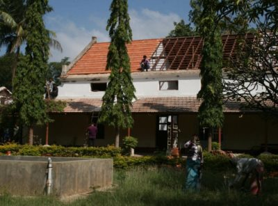 Mission House, Kollegal, India