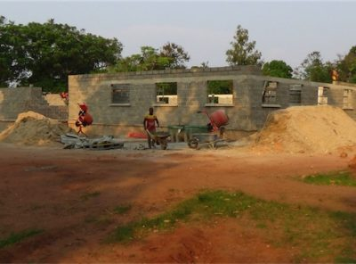 Camundambala school, 2017, Angola